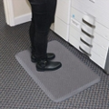 "Anti-Fatigue Floor Mat with Beveled Edges - 22"" x 32"", 54030"