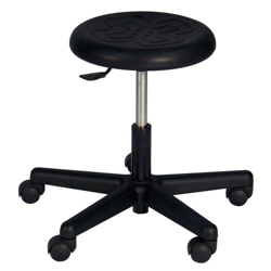 Helix Doctor Stool with Poly Seat, 25055