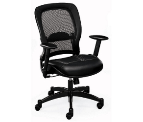 Mesh Back Ergonomic Chair, 50495