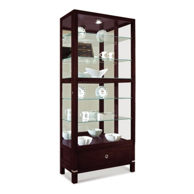 Williamson Display Cabinet With Built In Lighting, 36346