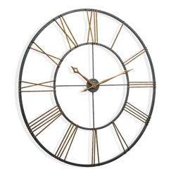 "Postema Wall Clock - 49"" Dia, 85076"