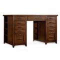 """Double Pedestal Partner Desk - 62""""W x 36""""D x 37""""H, 13544"""