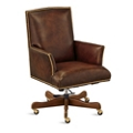 Leather Conference Chair, 55593