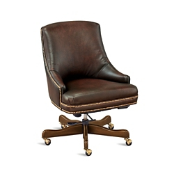 Leather Conference Chair, 55595