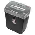 Cross-Cut Shredder for Paper and CDs - 5.5 Gallon, 82764