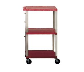 """Mobile AV Cart for 20"""" TV, 43027"""