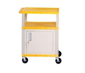 """AV Cart for 20"""" TV with Lower Cabinet 34""""H, 43029"""