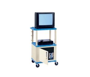 """AV Cart for 20"""" TV with Lower Cabinet 42""""H, 43030"""
