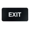 "Exit Sign - 8""W x 4""H, 25666"