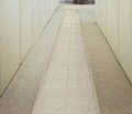 Ribbed Clear Vinyl Runner 3' x 60', 54197