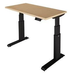 "Arise Adjustable Height Table - 72""W x 24""D, 46110"