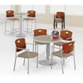 Strata Standard and Bar Height Breakroom Set, 44387