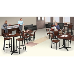 Loft Café Breakroom Grouping, 44721