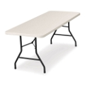 "Lightweight Rectangular Folding Table - 72"" x 30"", 41284"