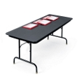 "30"" x 72"" Adjustable Height Folding Table, 41318"