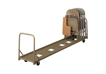 Folding Chair Caddie with Movable Post, 92151