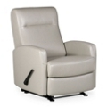 Room-Saver Vinyl Recliner with Built-in Headrest, 25787