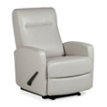 Rocker Vinyl Recliner with Built-in Headrest, 25788