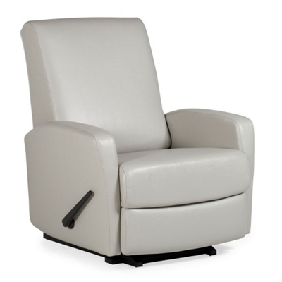 Rocker Vinyl Recliner with Smooth Back 25791  sc 1 st  National Business Furniture : vinyl recliner chairs - islam-shia.org