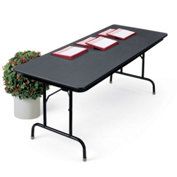 "Heavy-Duty Rectangular Folding Table  - 36"" x 72"", 41094"