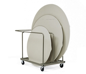 Table Caddy for Round Tables, 41144