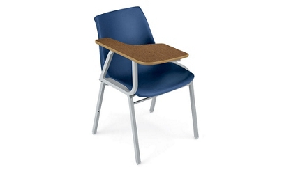 Chair with Right Tablet Arm, 51065