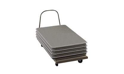 Horizontal Stacking Table Caddy 8 1/4' long, 41878