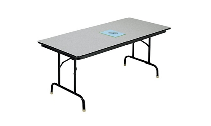 "30"" x 72"" Folding Table with Honeycomb Top, 46610"