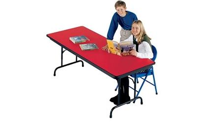 """Folding Table 24""""W x 72""""D, 46619"""