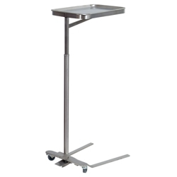 Mayo Instrument Stand with 19x13 Tray, 25088