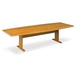 "Boatshape Conference Table 42"" x 96"", 40636"