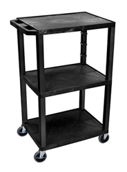 "Mobile AV Cart for 20"" TV, 43027"