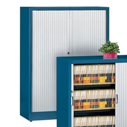 File Cabinet with Receding Door and 5 Shelves, 31439