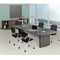 Complete Conference Room Set with Four Chairs, 45062