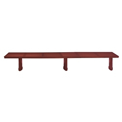 Panel Base Conference Table – 12', 40016