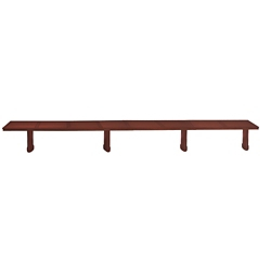 Panel Base Conference Table – 18', 40017