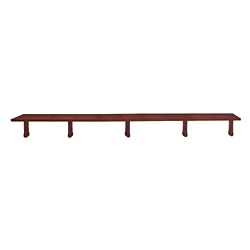 Panel Base Conference Table – 24', 40018
