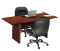 Boat Shaped Conference Table - 10' x 4', 40608
