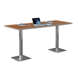 Standing Height Tables For The Office NBFcom - Counter height conference table