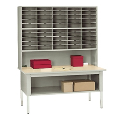 Dual Tier Mail Sorter Station, 36168