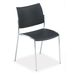 Poly Stack Chair, 51352