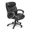Mid-Back Leather Conference Chair, 52009