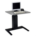 "Powered Adjustable-Height 48"" x 30"" Workstation, 60936"
