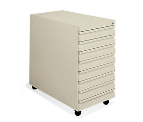 Eight Drawer Mobile Plan File, 70134