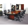 Panel Base Conference Table Set - 12', 86041
