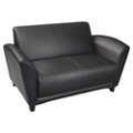 Leather Loveseat, 76492