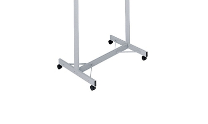 Caster Base for 3' Wide Coat Rack, 82972