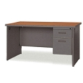 "Single Pedestal Desk - 60"" x 30"", 11952"