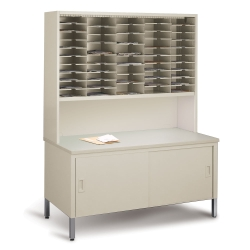 Mailroom Table & Sorter Set, 42080