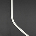 Curtain Track with 45 Degree Bend - 2.5 ft, 86544